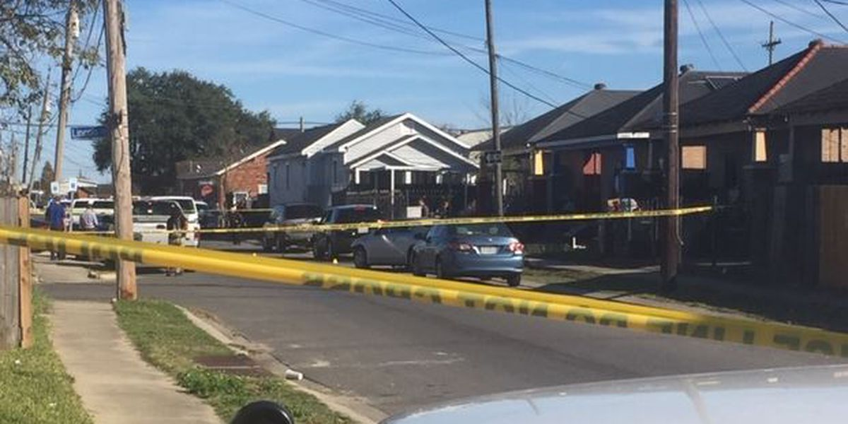 NOPD: 4 shot, 2 killed in New Orleans 7th Ward