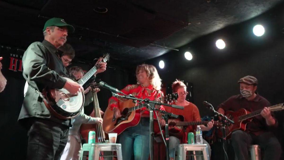 Heart of Louisiana: Bluegrass at the Hi-Ho Lounge