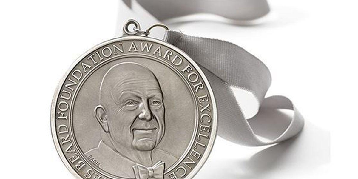 Nina Compton wins South's top chef at James Beard Awards