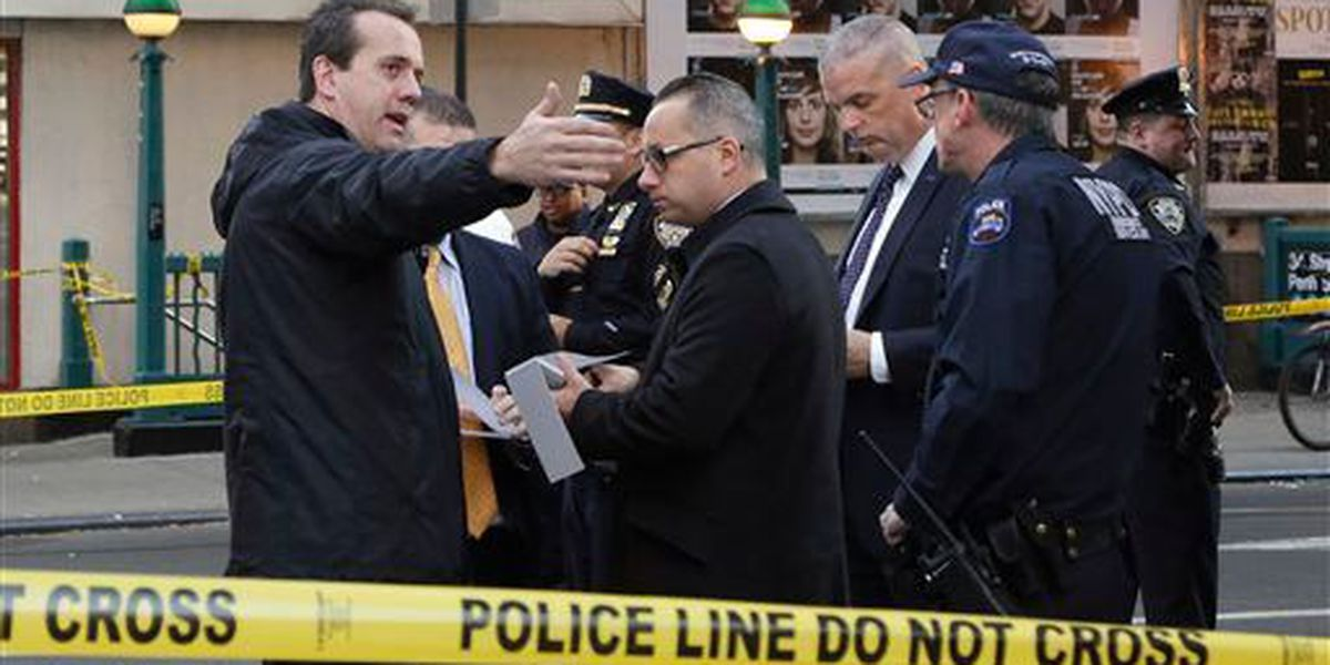 New York City subway shooting leaves one dead, two injured