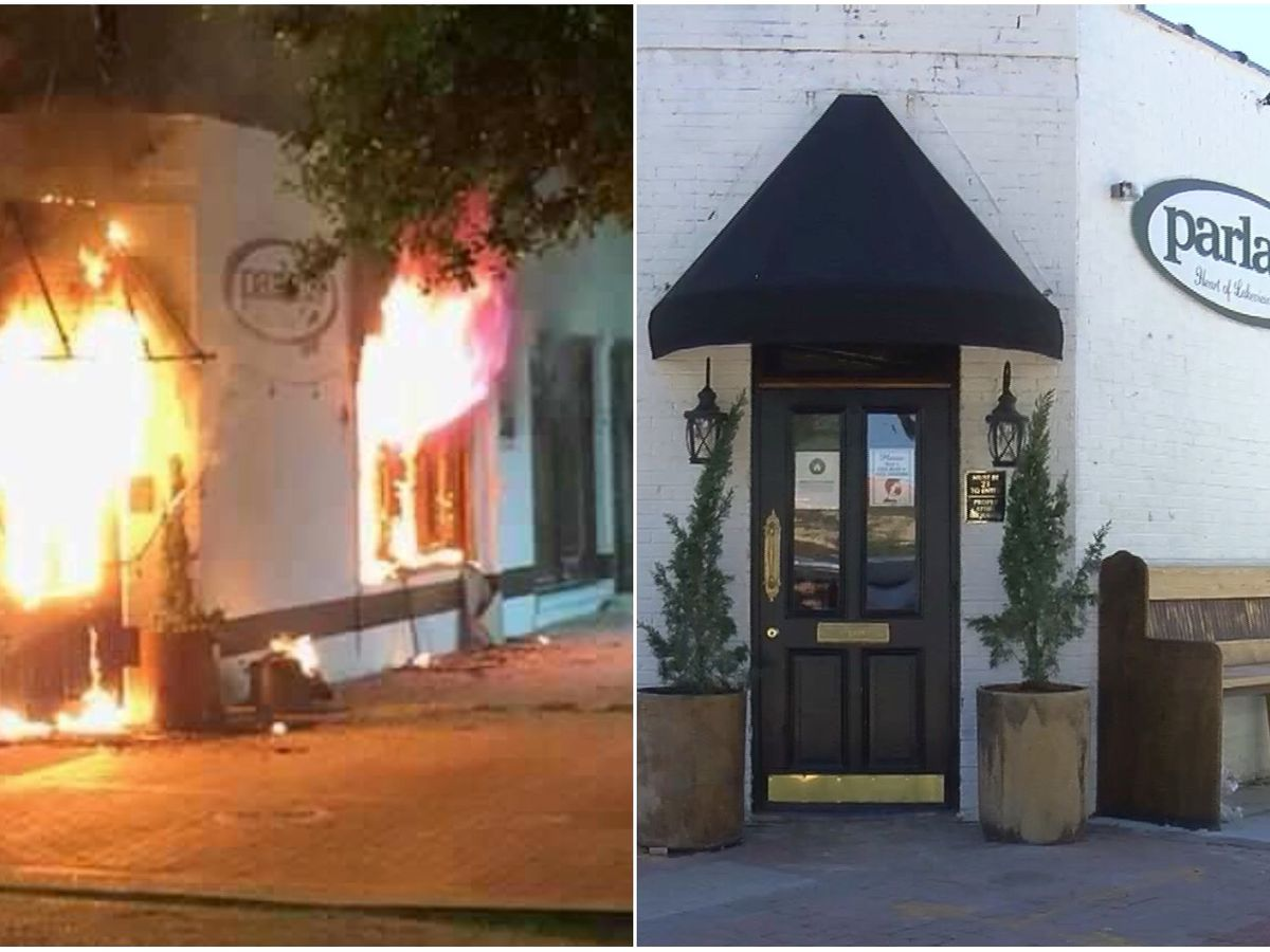 'There was no way we were going to let it go,': Parlay's reopens after Summer fire