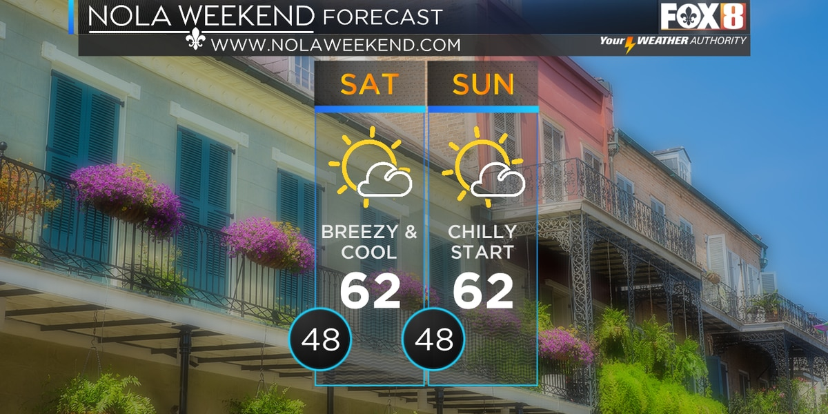 Zack: A pleasant, cool November weekend