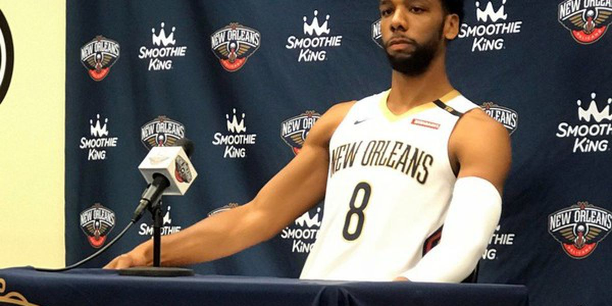 Pelicans Jahlil Okafor will miss time with ankle injury