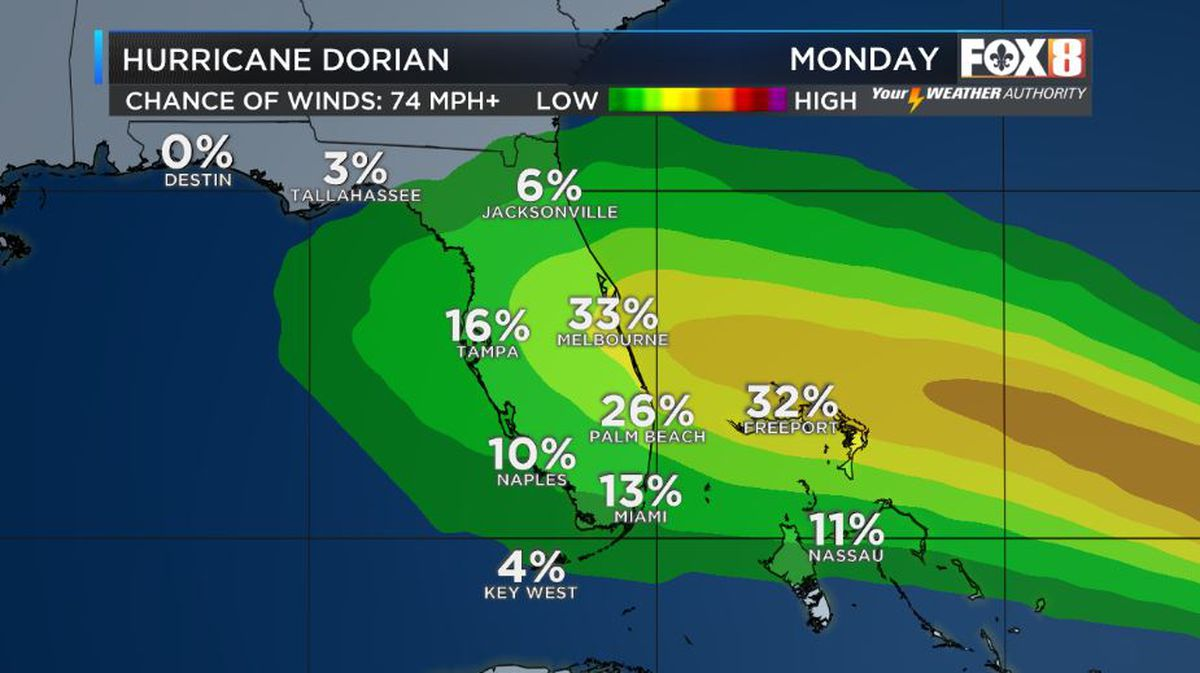 Major Hurricane Expected To Hit Florida This Weekend