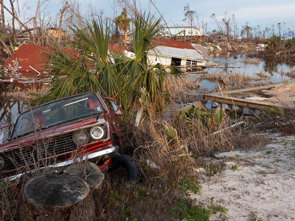 Victims of the second strongest hurricane to strike the Gulf Coast feel forgotten