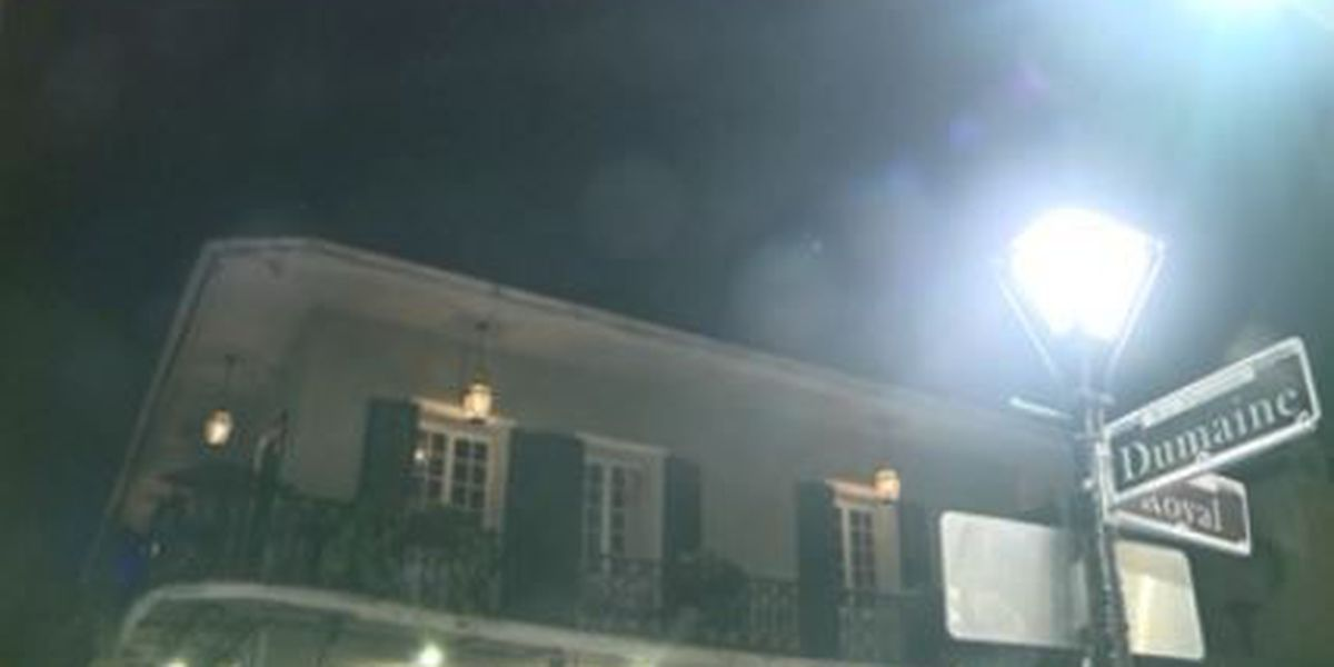 NOPD: Man found shot in chest in French Quarter