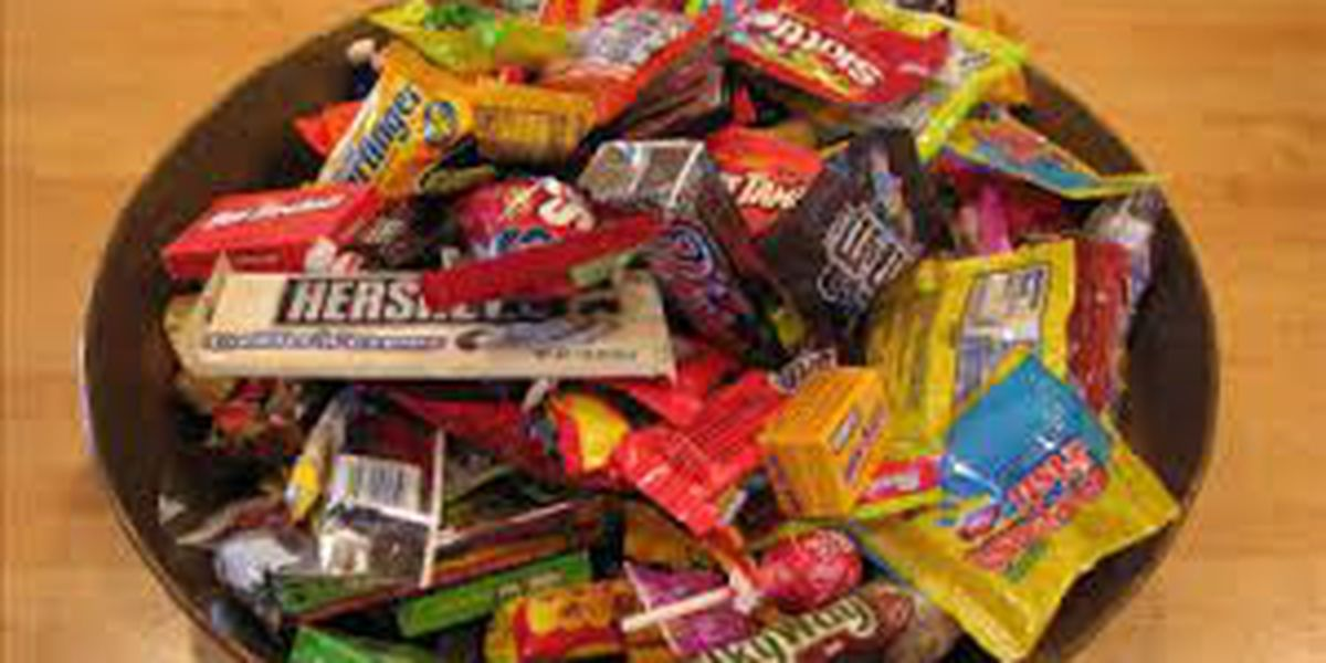 Leftover Halloween candy ideas