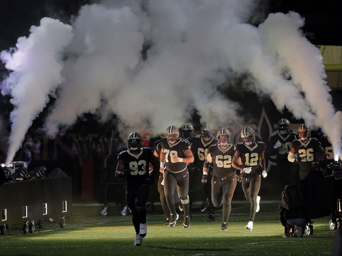 Saints kickoff their 2021 regular season hosting the Packers