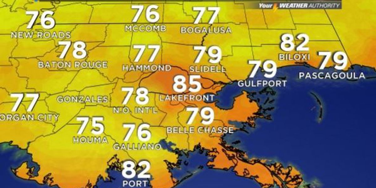 Your Weather Authority: Hot summer feel, high heat index