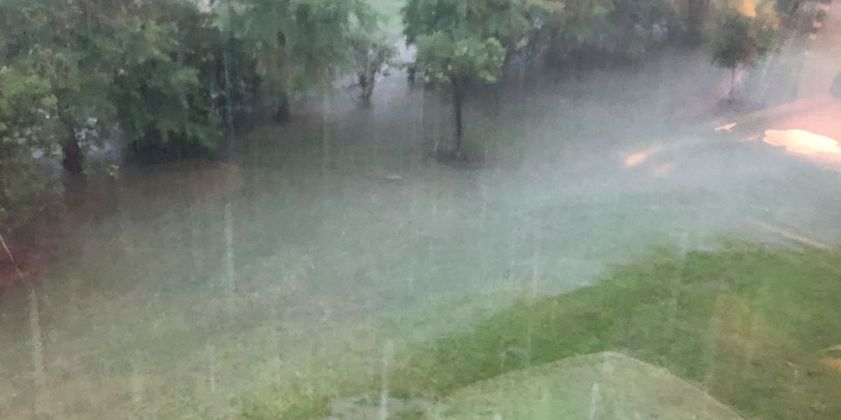 PHOTOS, VIDEOS: Flooding in Greater New Orleans area