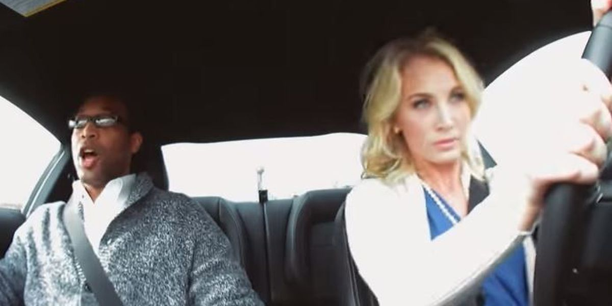 Trending: Unsuspecting men set up on blind date with stunt driver
