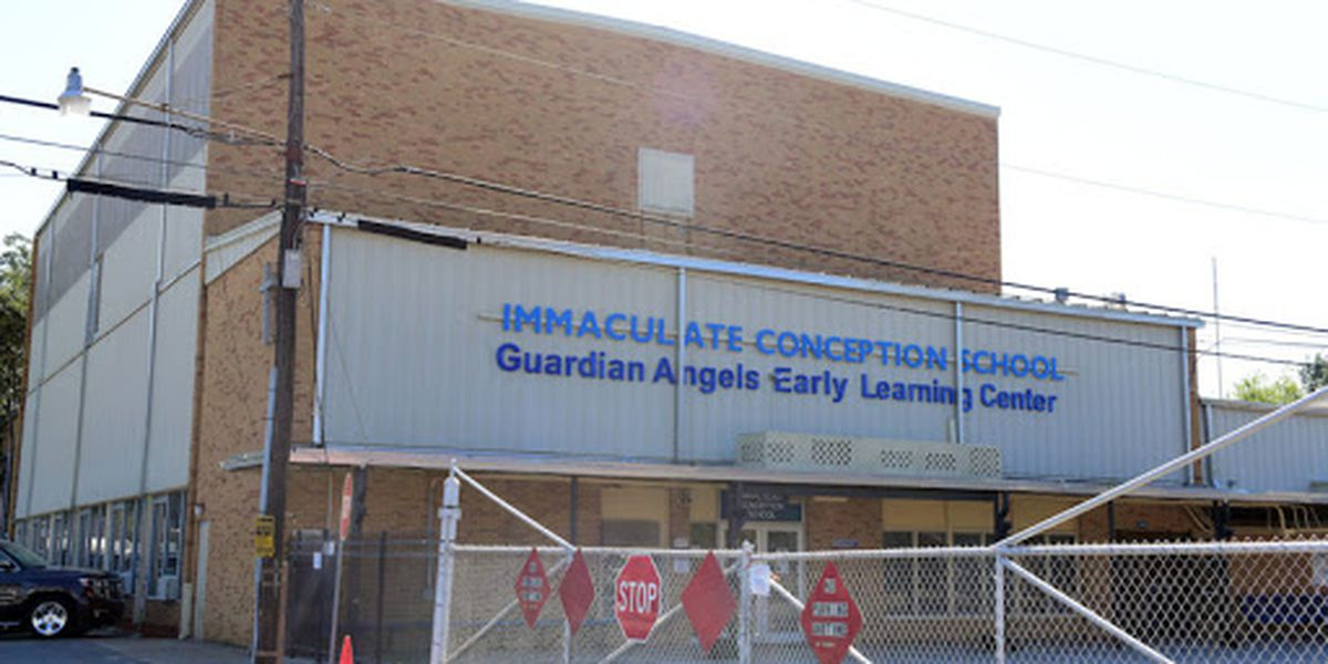 Immaculate Conception School evacuated due to 'burning smell' in gym