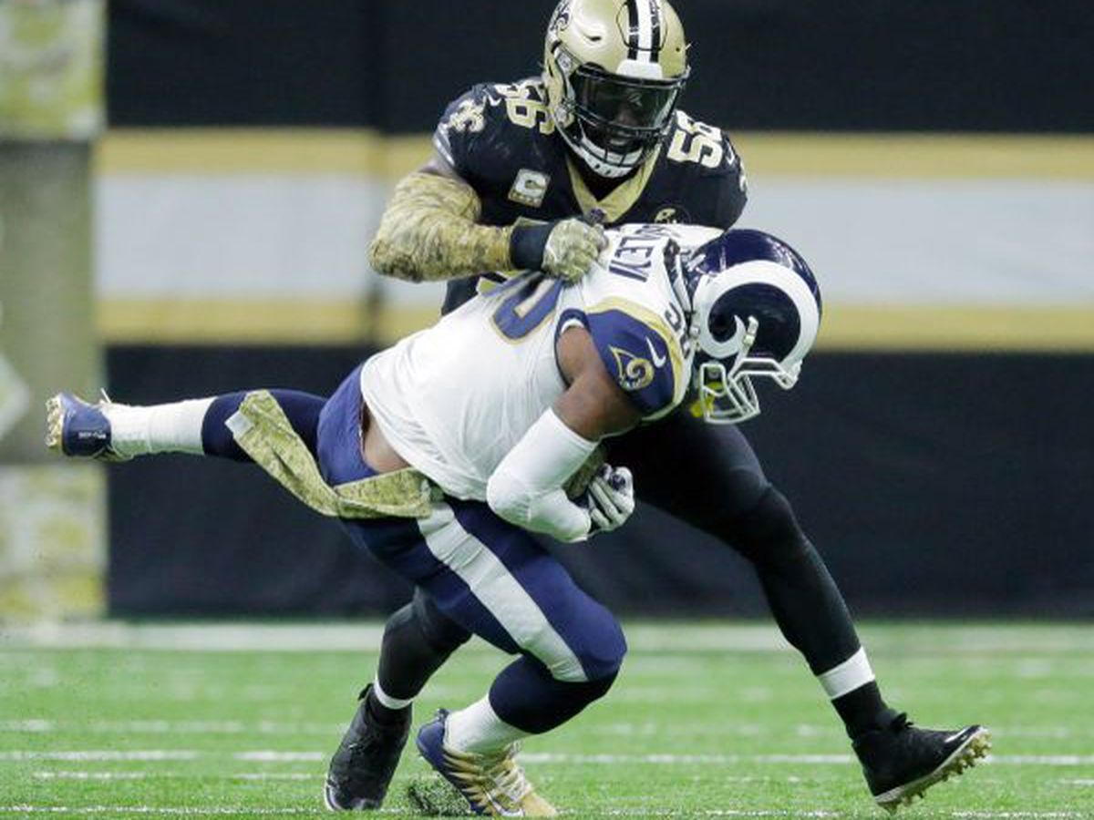 Rams 'two-headed monster' at running back will give Saints run defense a tough test
