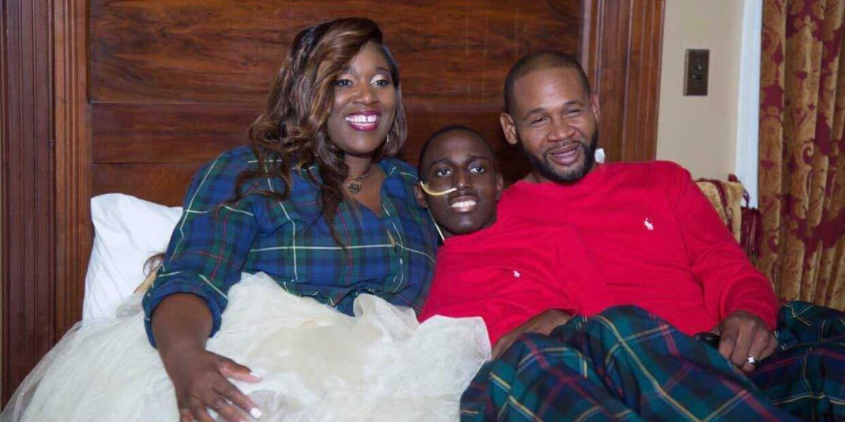 Mother of teen that battled cancer says he fought for his family
