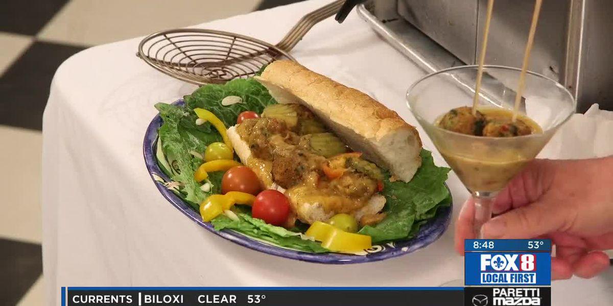 Chef John Folse: Crawfish Boulettes