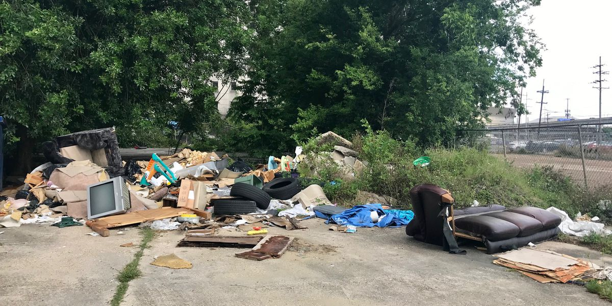 FOX 8 Defenders: City works to address 'tremendous problem' of illegal dumping