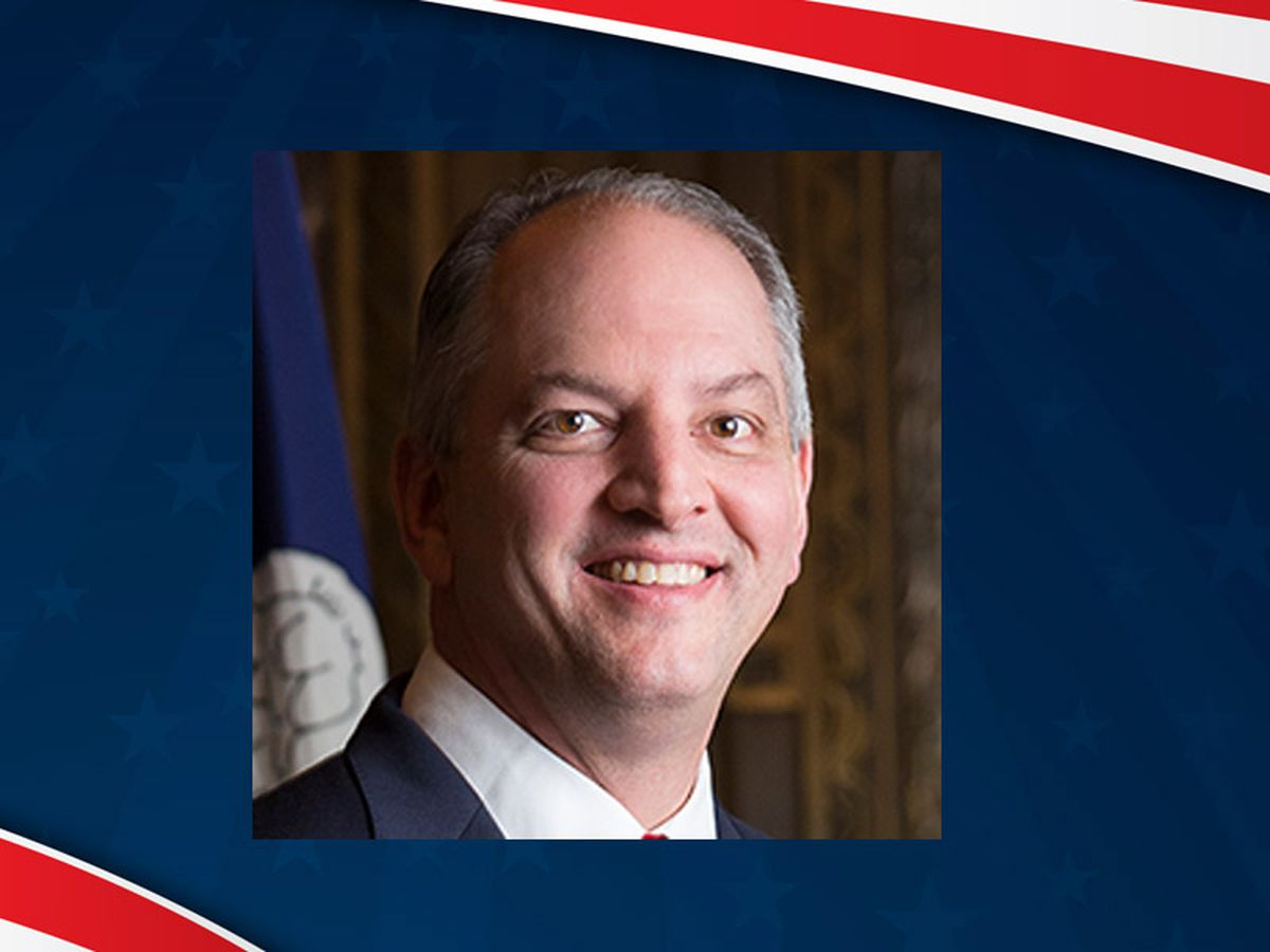 Gov. John Bel Edwards kicking off second term