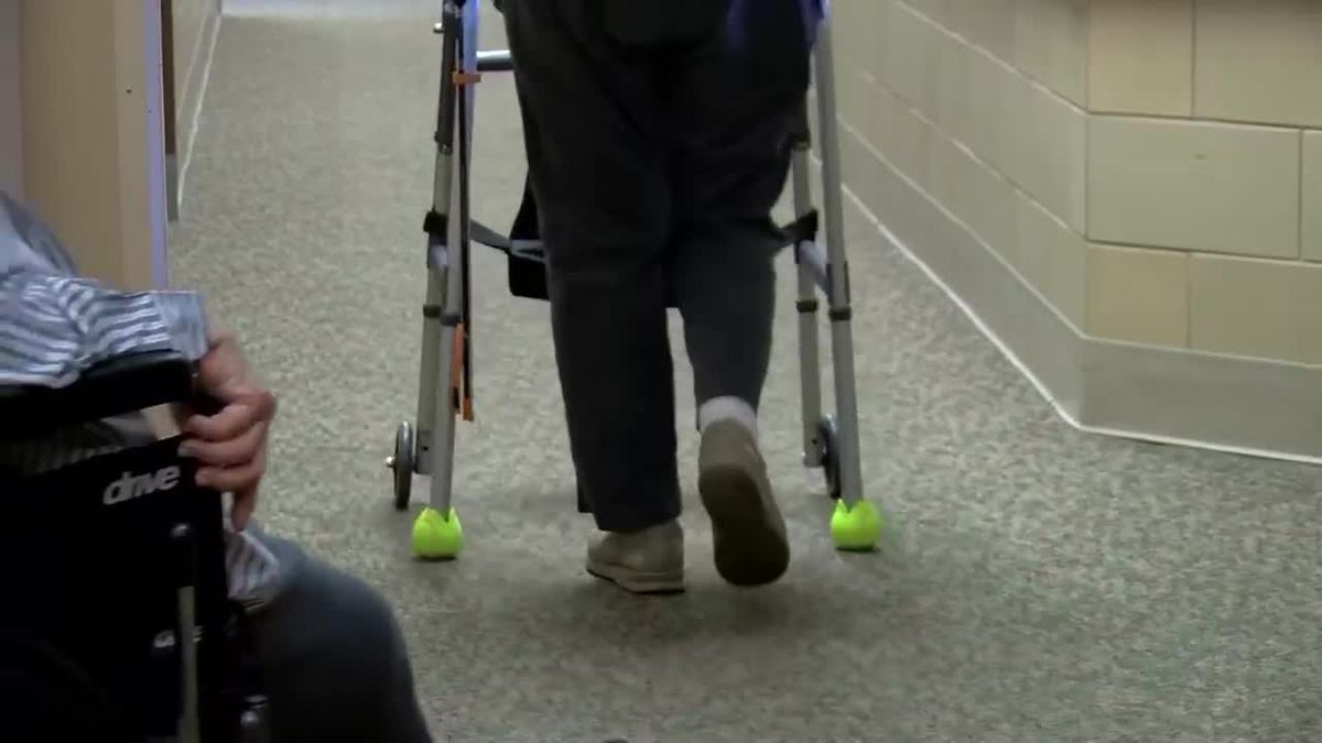 Nursing home residents, directors excited to allow family visitors again