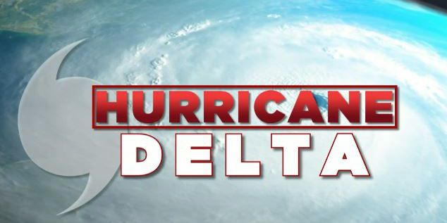 WATCH LIVE Radar: Hurricane Delta approaches Louisiana coast