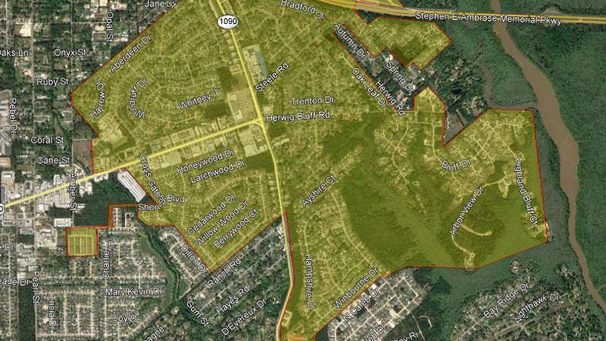 Boil water advisory issued for Cross Gates Water System