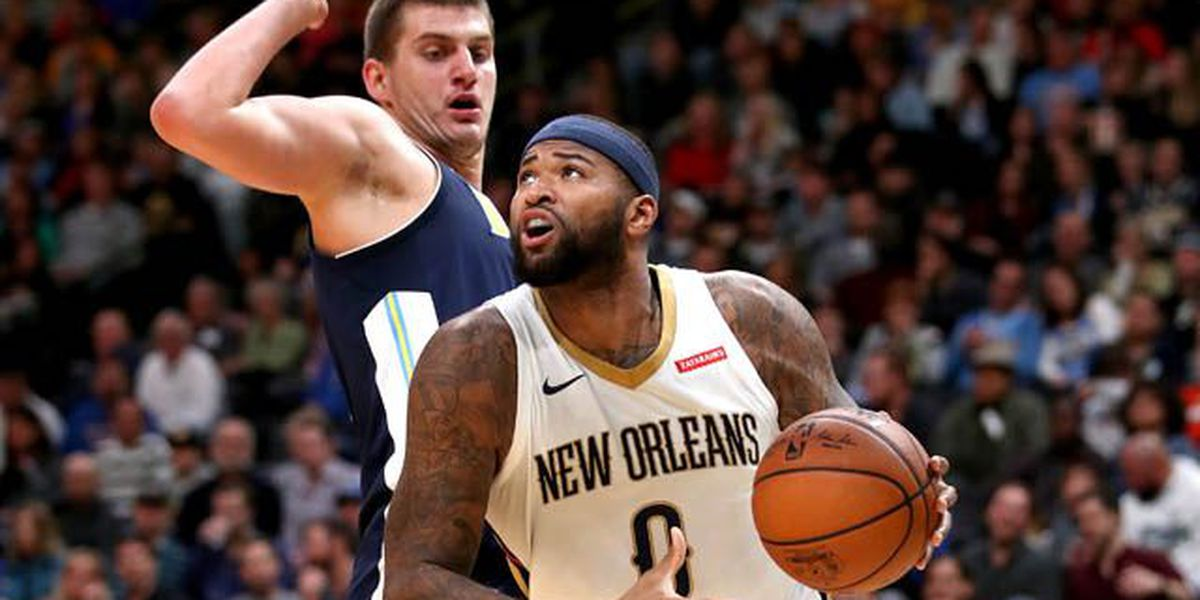 DeMarcus Cousins to join Warriors for $5.3 million