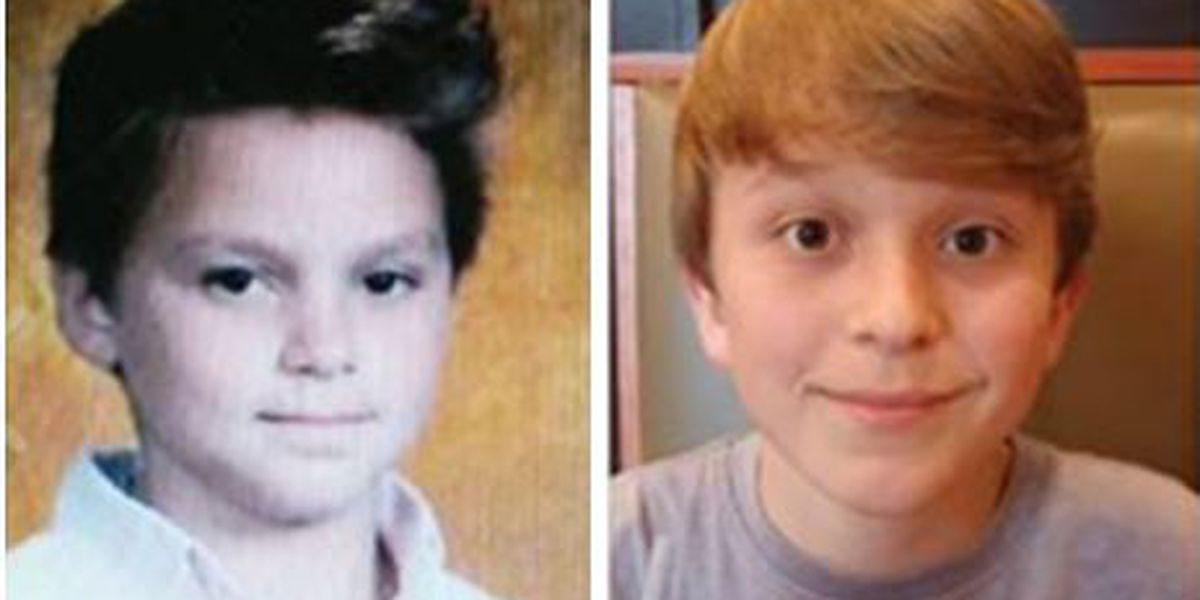 13-year-old twin brothers missing from Slidell