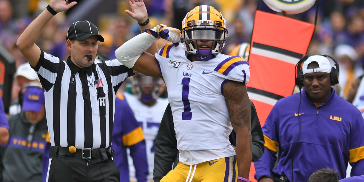 LSU jumps to No. 1 in AP Top 25, No. 2 in Coaches