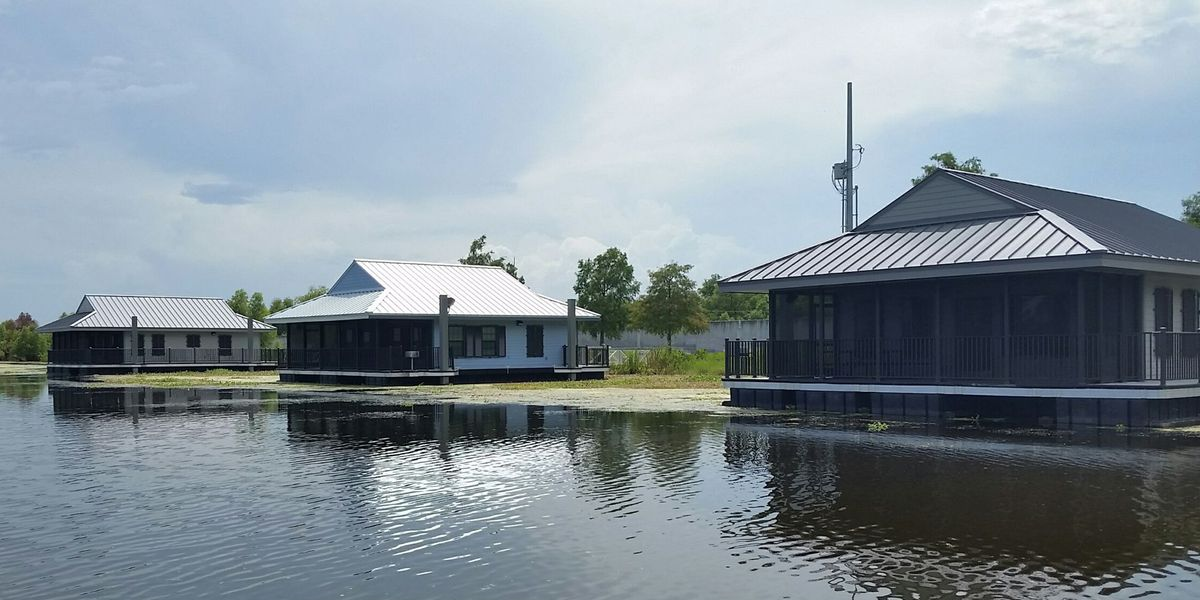 Louisiana reopening cabins used for coronavirus isolation