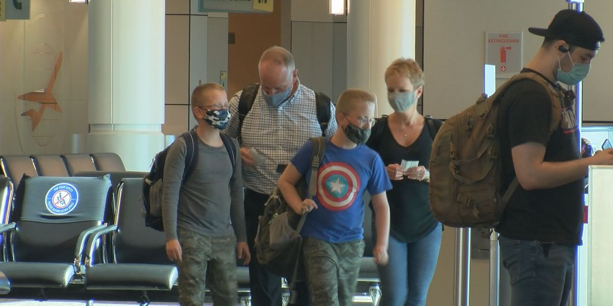 Gulfport-Biloxi International prepares for holiday travel during pandemic