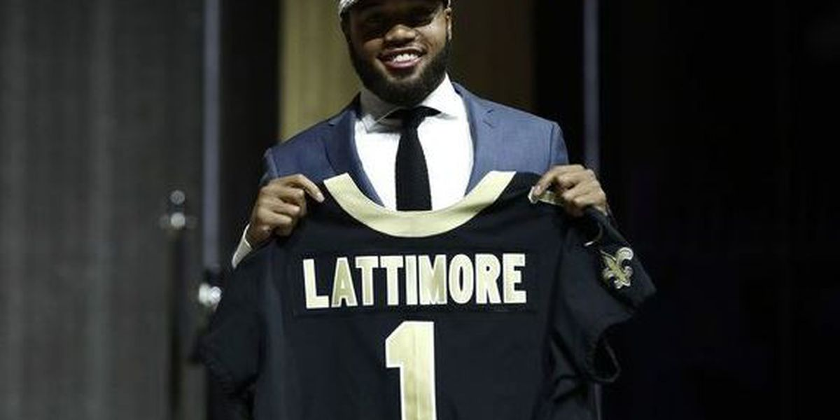 Source: Marshon Lattimore signs fully guaranteed contract with Saints