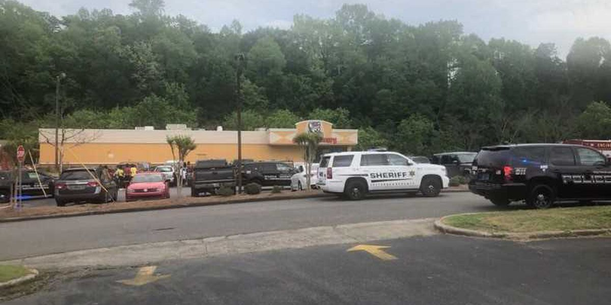 UPDATE: Father dies after accidental shooting outside Chuck E. Cheese's during diaper change