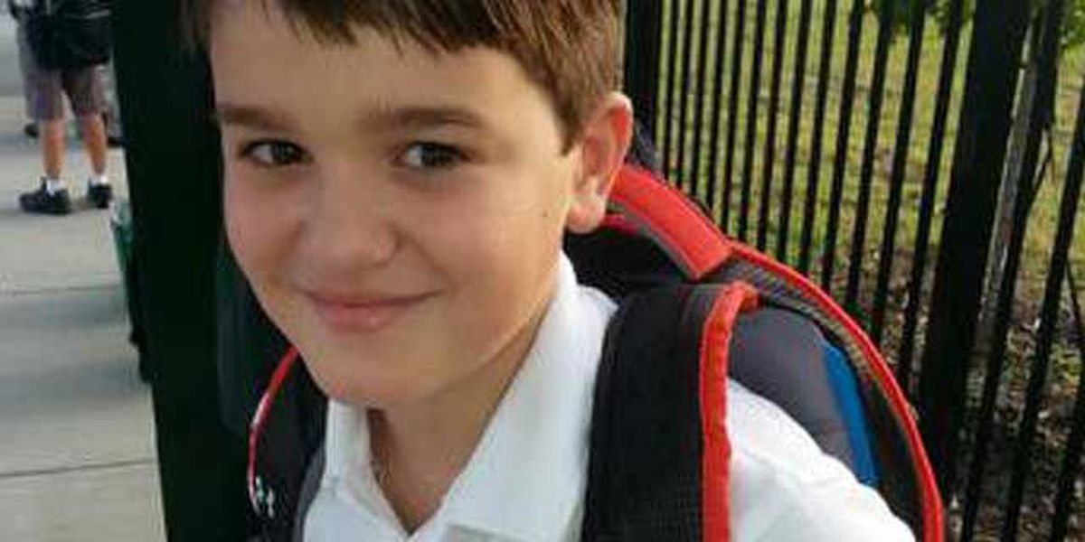 Boy reported missing found safe Friday morning