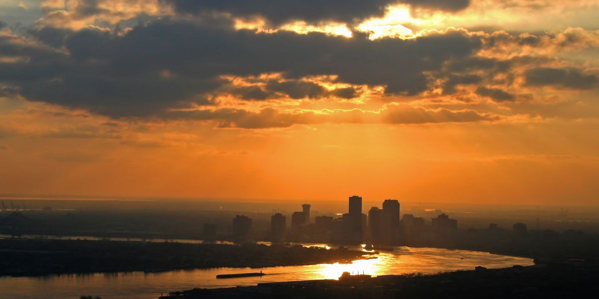 The earliest sunsets of the year in Louisiana happen this week