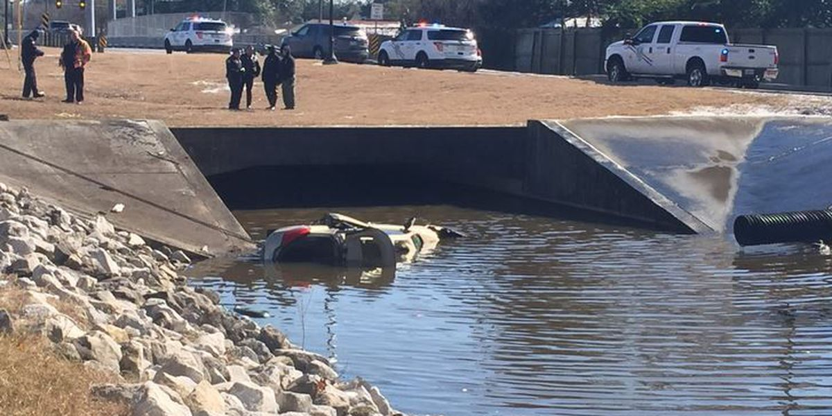 8-month-old killed in canal crash in Metairie