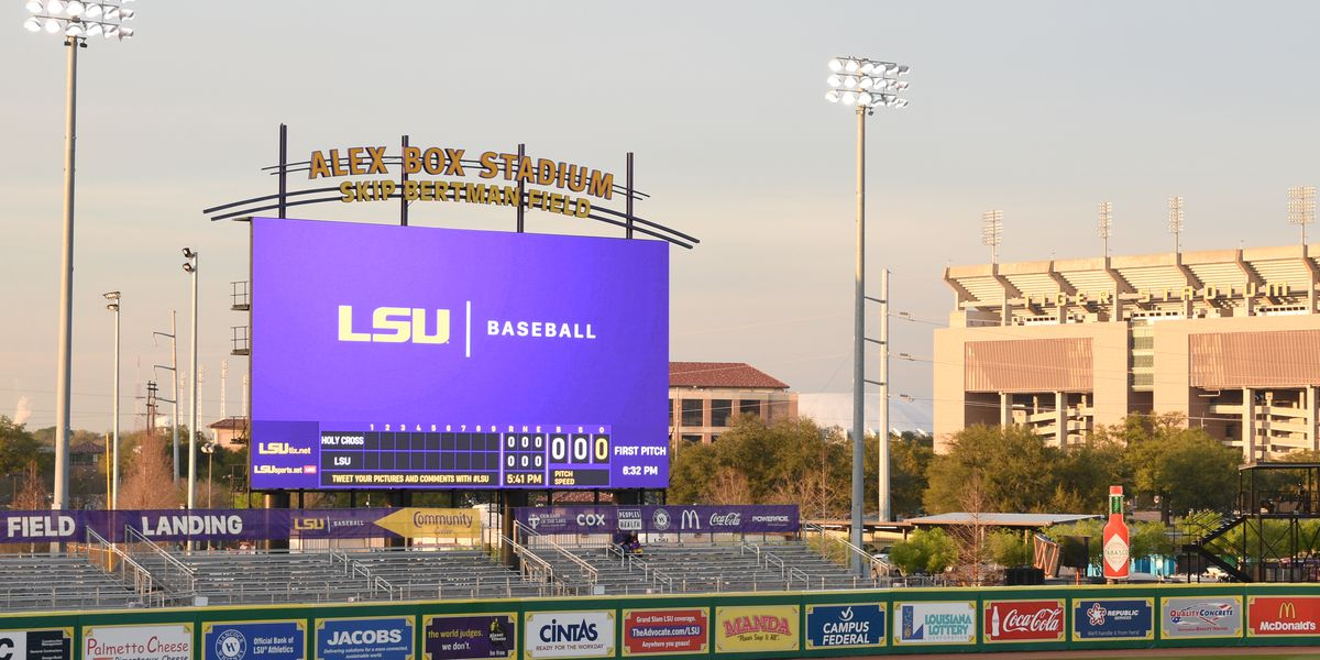 LSU begins accepting ticket reservations for possible postseason baseball games