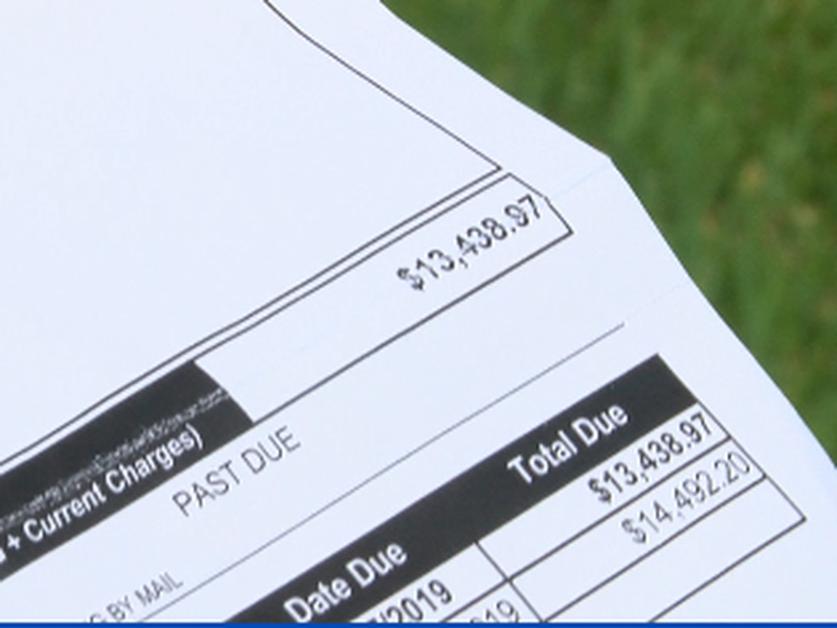 'I don't understand': Resident demands explanation for $10,000 spike in water bill