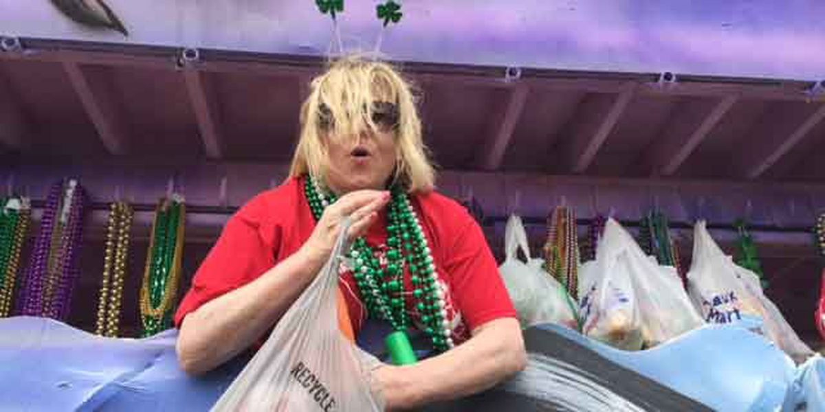 Jefferson Parish considers slowing cabbage throwing during St. Patrick's parades