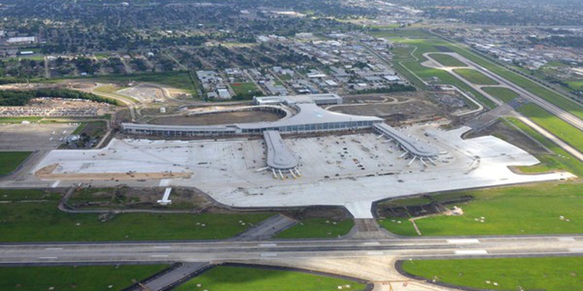 More problems found at new billion-dollar airport in New Orleans
