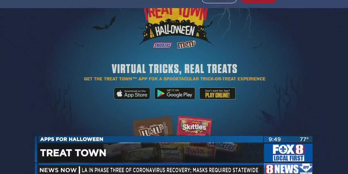 Apps for Halloween