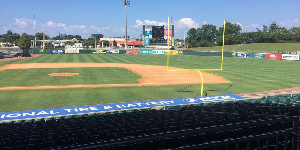 Zephyr Field ready to host Catholic League football