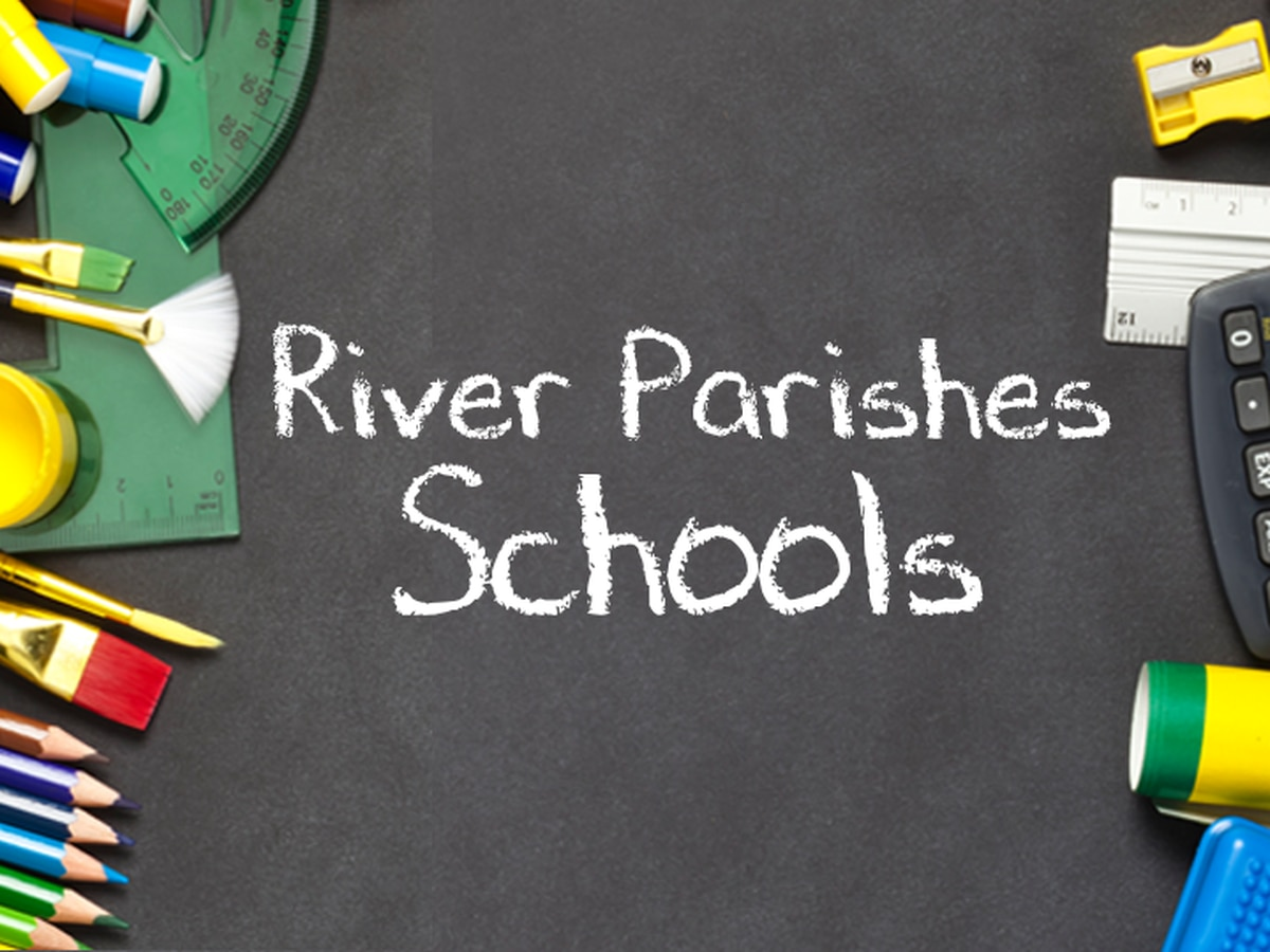 River Parishes Schools re-opening plan