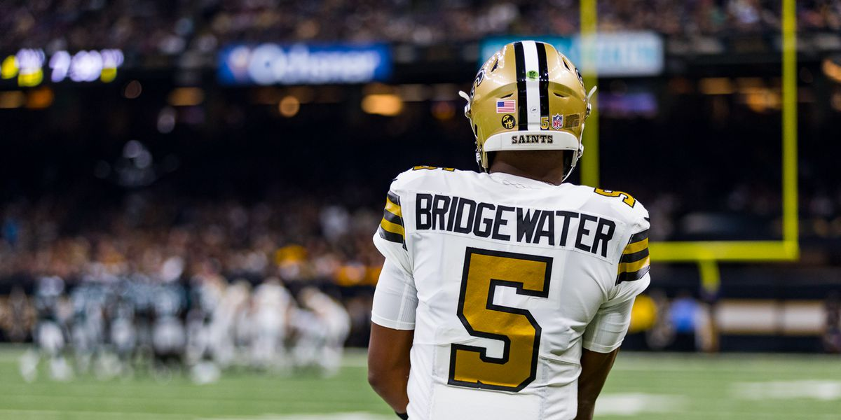Saints free agent focus: QB Teddy Bridgewater