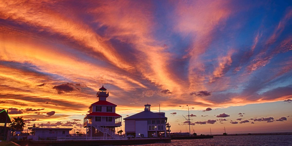 Heart of Louisiana: Lighthouses
