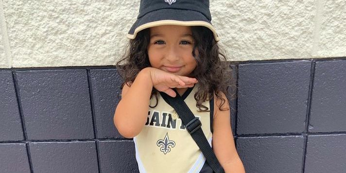 Show us your Saints Game Day gear