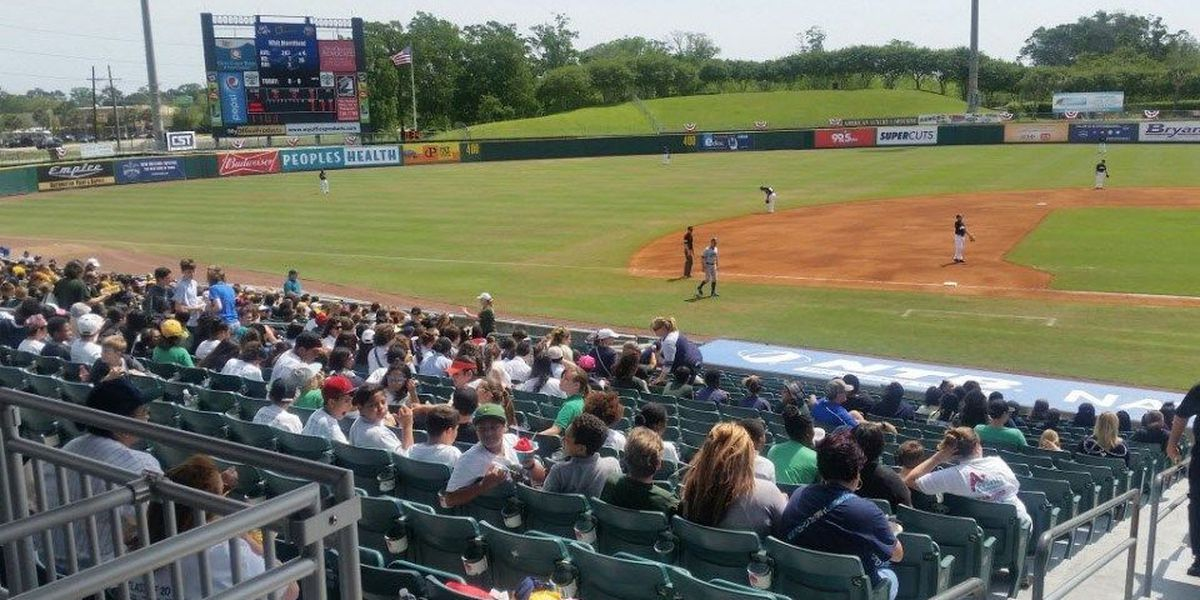 Zephyr Field a finalists to host SEC Baseball Tournament in 2017