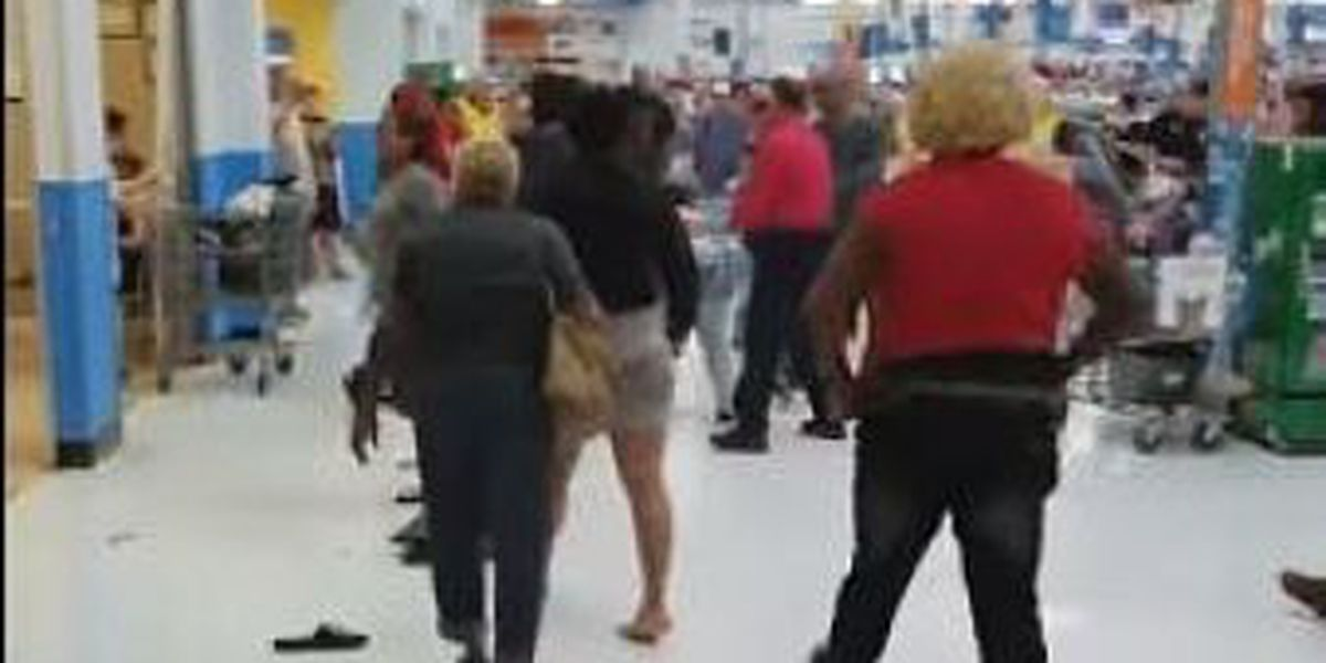 Slidell Police arrest 4 following fight in Walmart