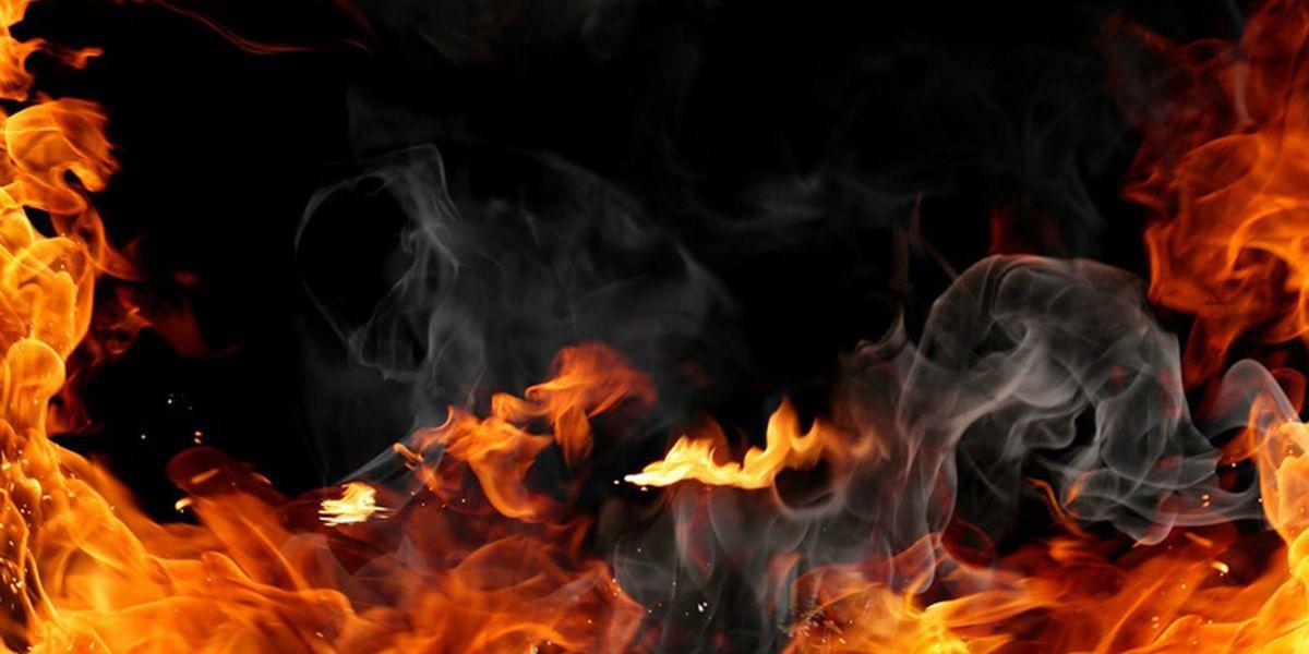 NOFD responds to three-alarm fire in Gentilly