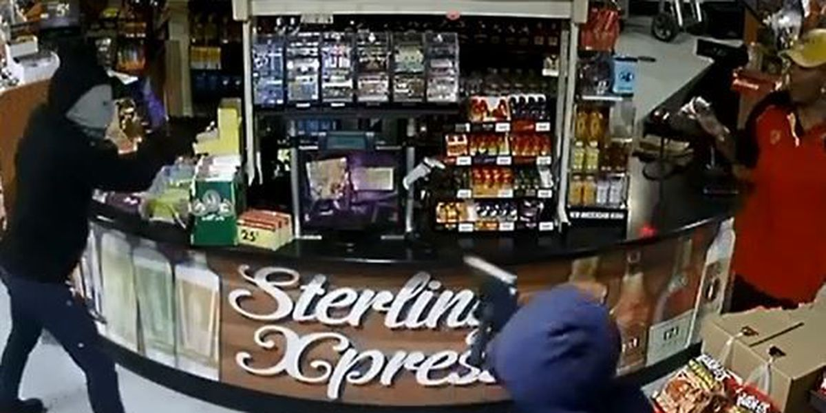 Two sought in Tulane Ave. gas station armed robbery