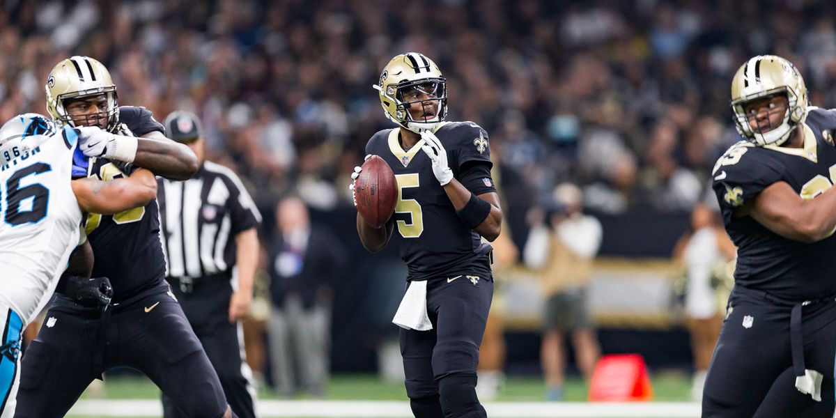 Teddy Bridgewater completes free agency visit with Miami Dolphins