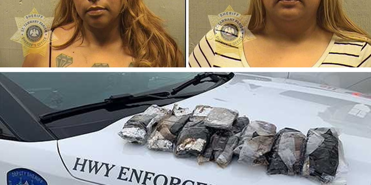 Officers seize 8.6 lbs. of heroin during traffic stop on North Shore